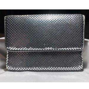 Whiting & Davis Bags - Vintage Whiting & Davis Silver Mesh Bag